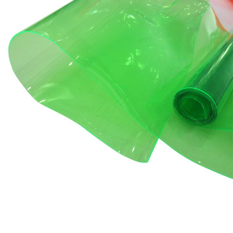 Colored phosphorescent flexible soft pvc sheet pvc film