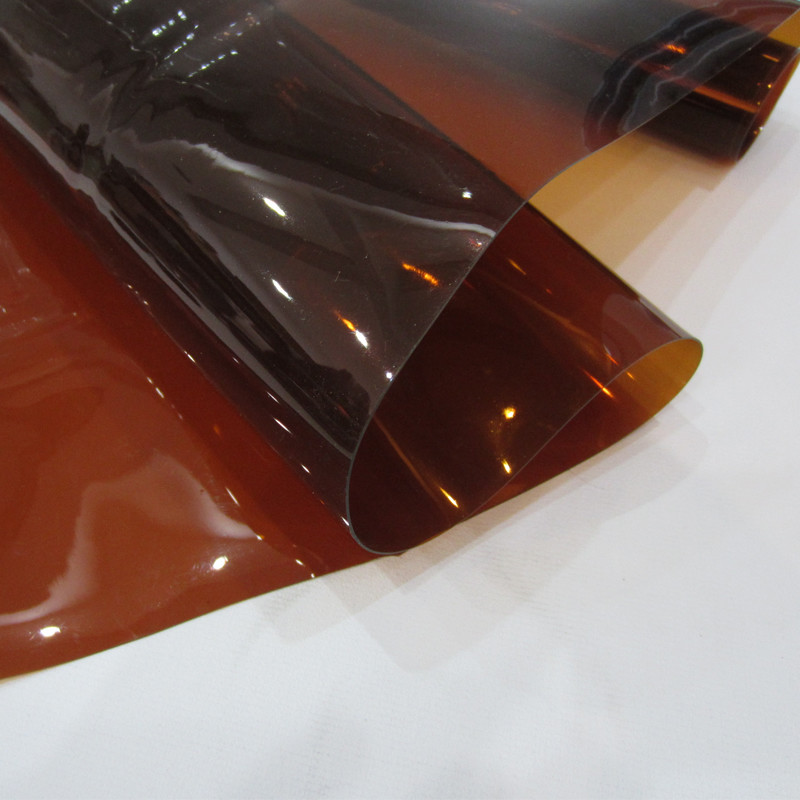 PVC Clear Soft Plastic Sheet in Roll Laminating Film