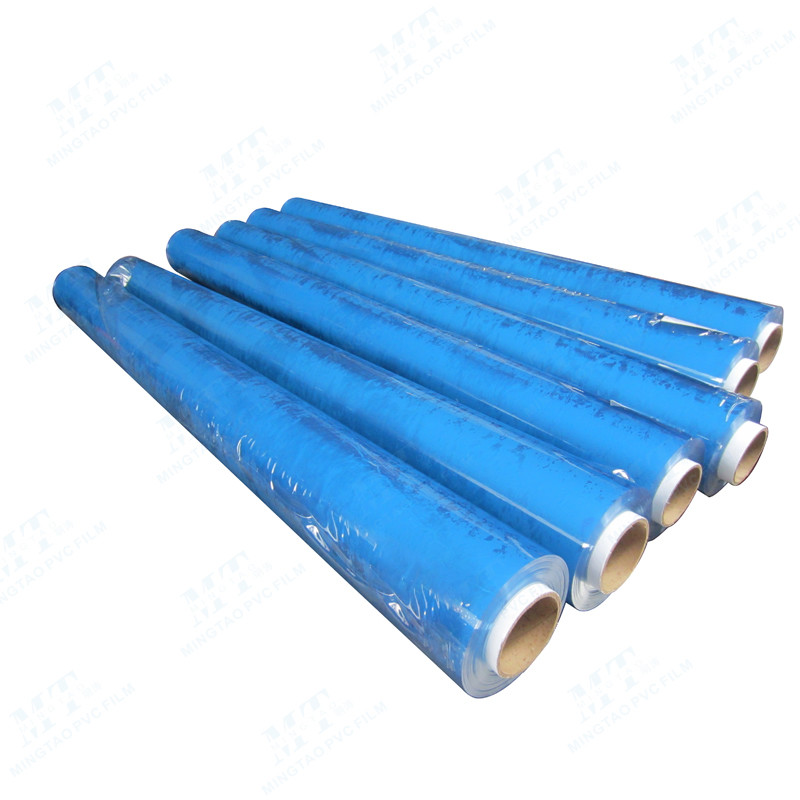 0.07-0.6mm Super Clear Flexible PVC Film Manufacturer Super Clear Soft PVC Film