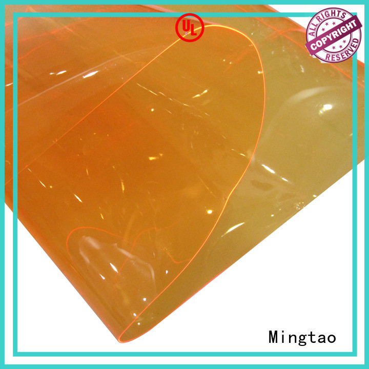 Mingtao Wholesale waterproof vinyl fabric Suppliers