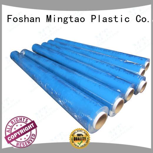 Mingtao sheet pvc soft film ODM for television cove
