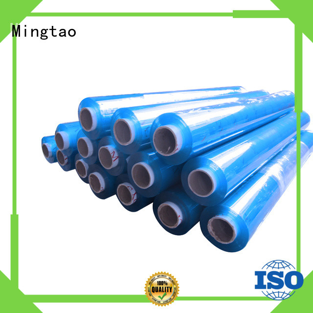soft clear plastic film get quote for table mat Mingtao