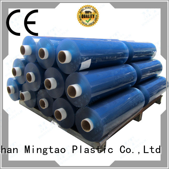 Mingtao vinyl flexible plastic film supplier for book covers
