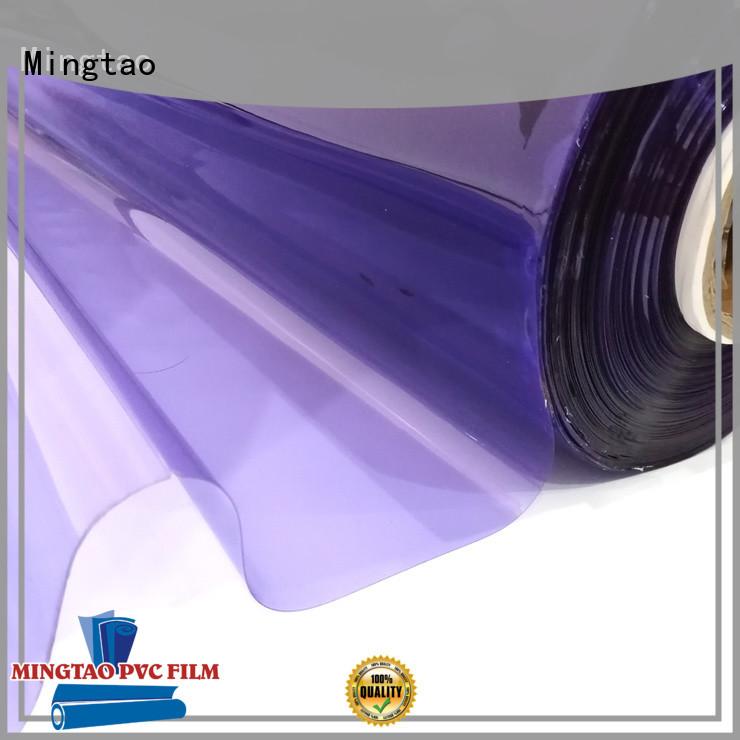 Mingtao vinyl leather company