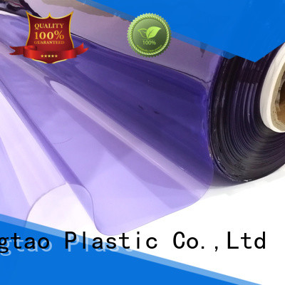 Mingtao Latest pvc leather material factory