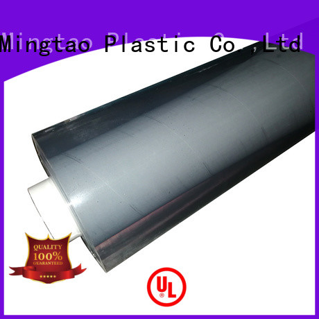 durable pvc plastic sheet roll pvc customization for table cover