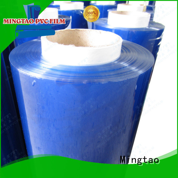 high-quality super clear pvc film quality free sample for table mat