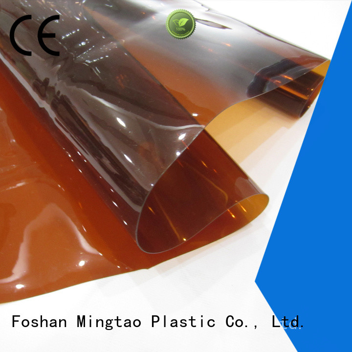Mingtao pvc coated polyester fabric manufacturers
