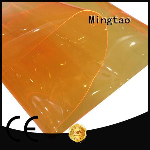Mingtao waterproof vinyl fabric company
