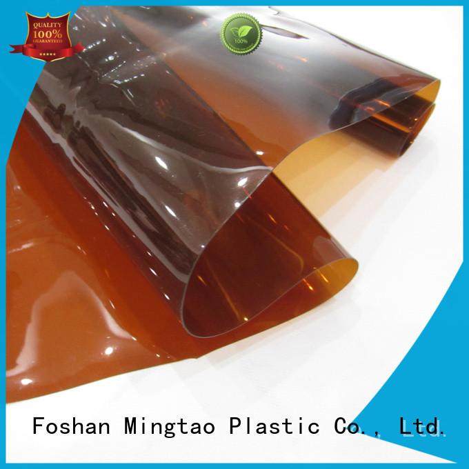 Mingtao Wholesale pvc vinyl leather Suppliers
