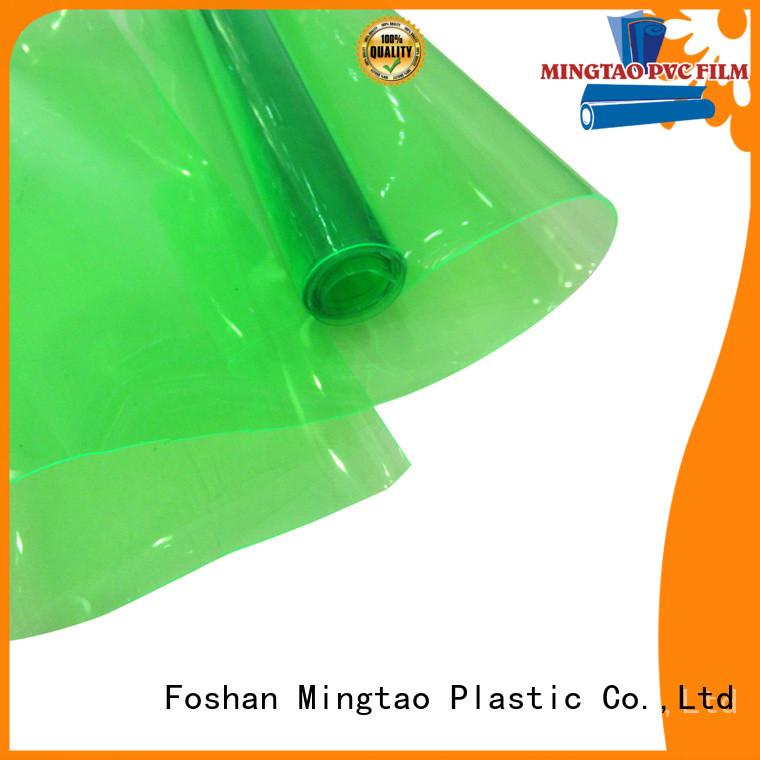 Mingtao pvc leather material manufacturers