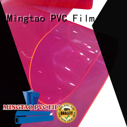 Mingtao pvc leather material company