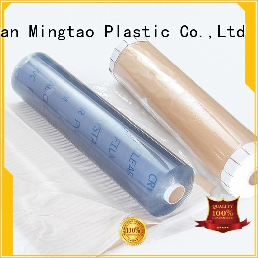 Mingtao Breathable plastic film get quote for book covers