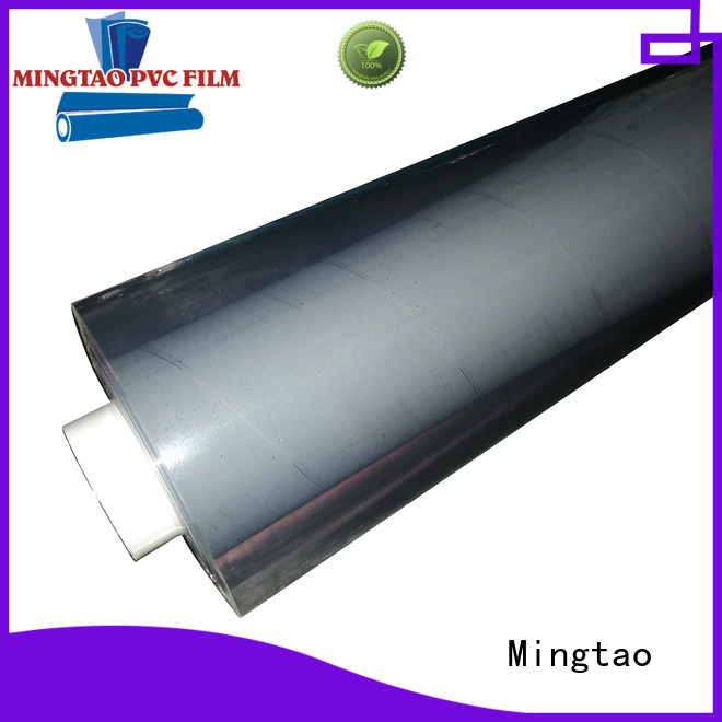 Mingtao soft pvc clear plastic sheet get quote for packing