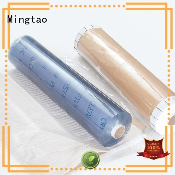 Mingtao high-quality pvc clear sheet manufacturer get quote for table cover