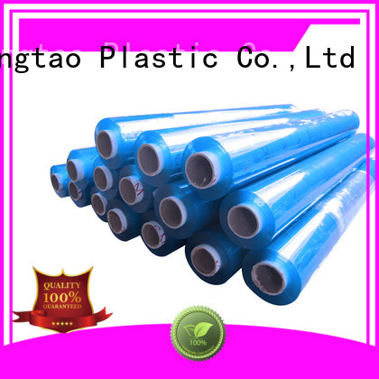 Mingtao portable pvc super clear film* customization for table cover