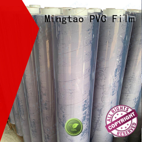 high-quality pvc plate soft bulk production for table cover