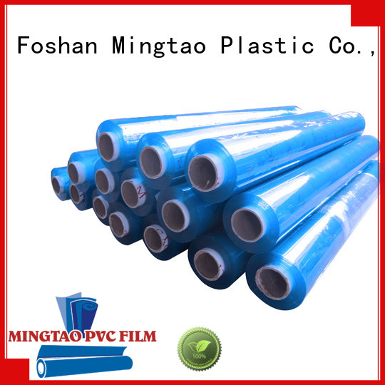 Mingtao soft pvc film printing supplier for television cove