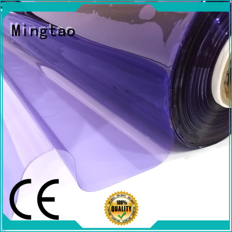 Mingtao New vinyl seat covers for business