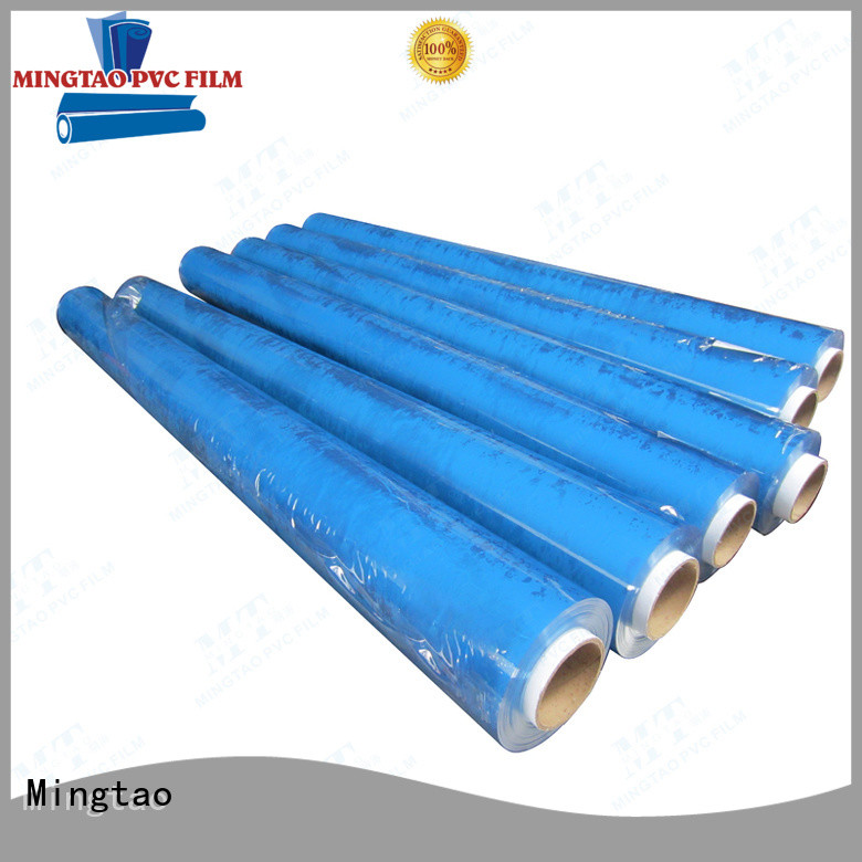 Mingtao quality clear pvc sheet get quote for book covers