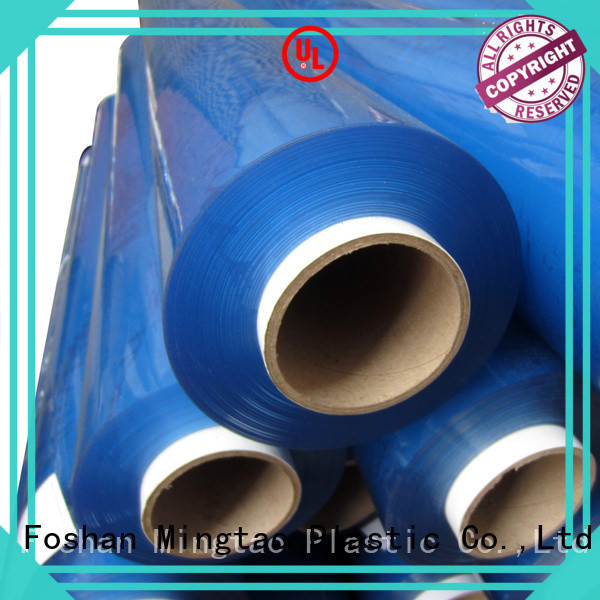 Mingtao pvc film customization for table cover