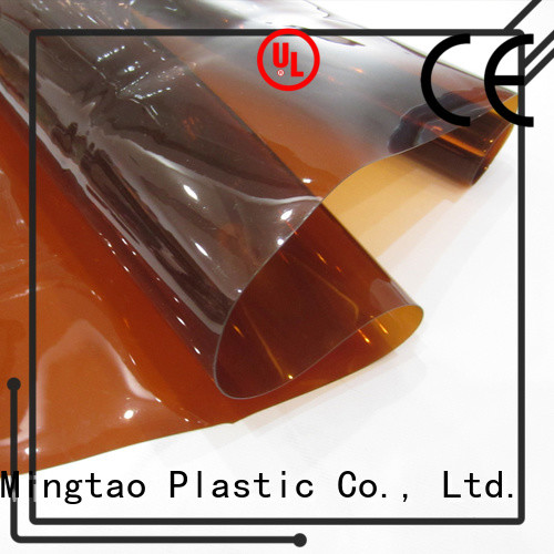 Mingtao High-quality pvc leather fabric factory