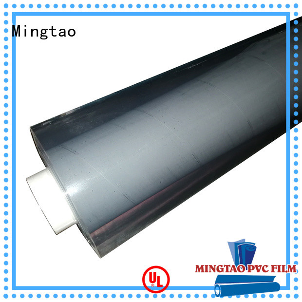 Mingtao film pvc film OEM for packing