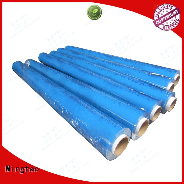 Mingtao flexible plastic sheet customization for television cove