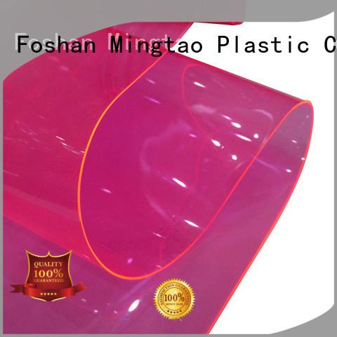 Mingtao vinyl seat covers Supply