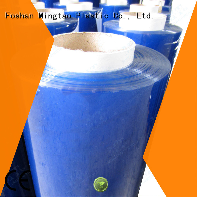 Mingtao portable pvc film roll suppliers supplier for table mat