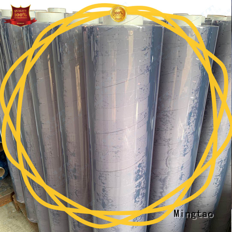 latest clear pvc film selling ODM for table mat