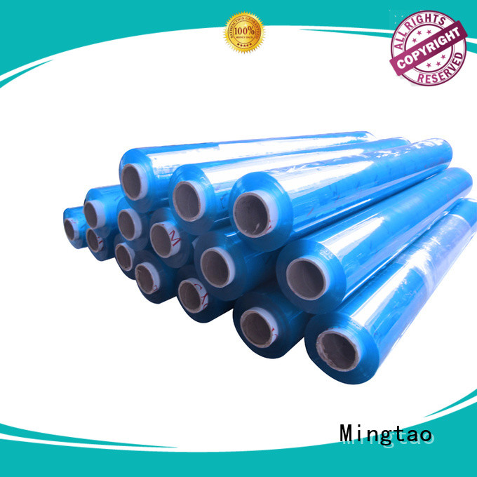 Mingtao at discount pvc roll sheet free sample for packing