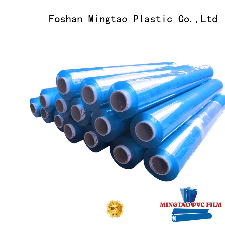 flexible flexible pvc sheet bulk production for table mat Mingtao