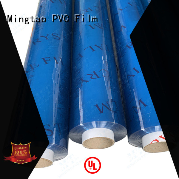 Mingtao pvc clear pvc sheet manufacturers get quote for table cover