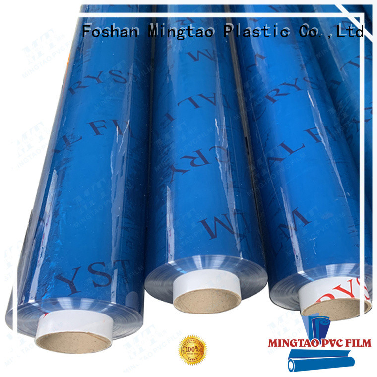 on-sale translucent pvc sheet soft for wholesale for table mat