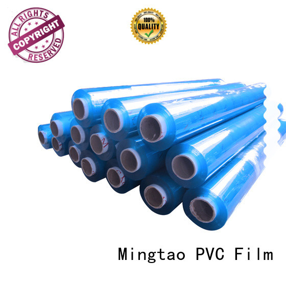 Mingtao soft pvc plastic sheet roll supplier for table cover