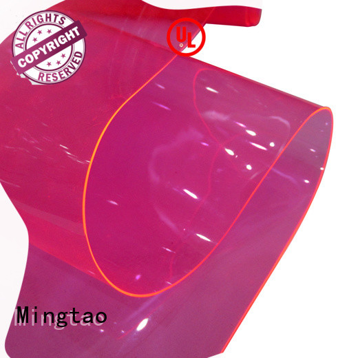 Mingtao Wholesale pvc vinyl leather company