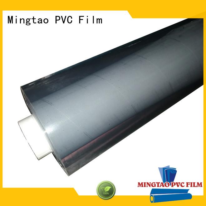 Mingtao pvc white pvc sheet ODM for table mat