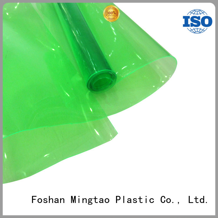 Mingtao Best pvc leather fabric Suppliers